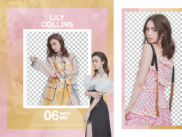 Png Pack 3345 - Lily Collins by southsidepngs