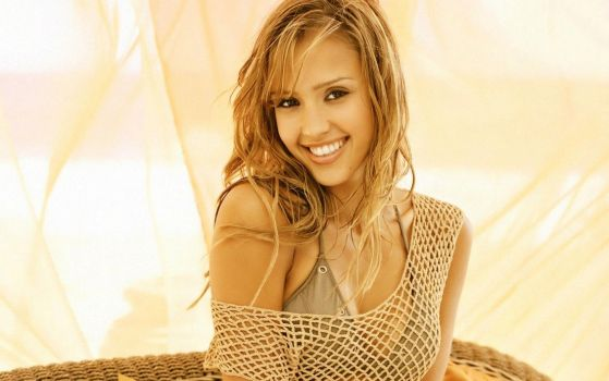 Jessica Alba Wallpaper 4 by Catsya