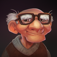 Oldman by tsynali