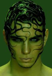 snake hair by desiresdesign