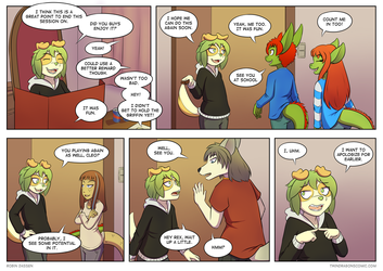 Twin Dragons page 157: Loose ends by TheNekoboi