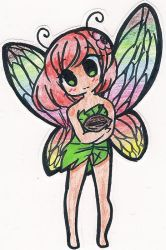Paper child_Fairy by StarValerian