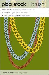 Vector Chains by pica-stock
