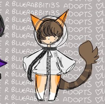 Adoptable !!  by Bluerabbit133