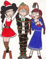 Togami's Holiday Hell by pitchperfect