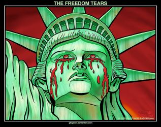 THE FREEDOM TEARS by glogauer