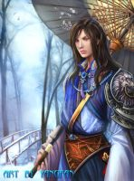 snow morning --finshed version by jiuge