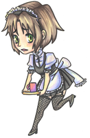 Maid Liet by Royaline