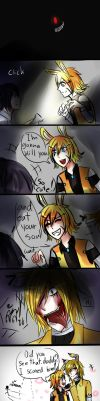:Human FNaF: What's in the dark? by Ask-Human-Springtrap