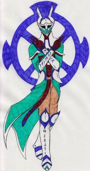 Request-Ceremonial robes by Nimrohd