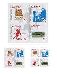 Canada Norway Stamps by yohsho