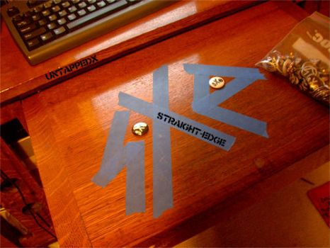 sxeDesk by straight-edge