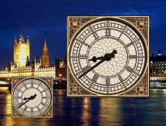 London Time by aist