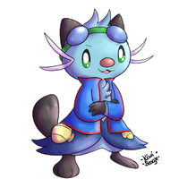TailsLuigi the Dewott [Raffle Price 2/10]