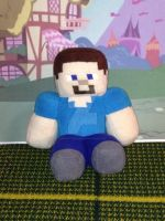 Steve from Minecraft by My-Little-Plush