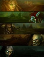 Horde Races by jezebel