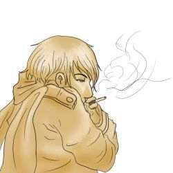 Smoking Russia by animartchic
