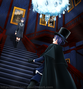 That Butler, Complicating by namisiaa