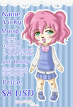 [ON HOLD] Vicky| Pastel Boys and Girls by CassyHattori36