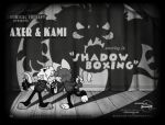 Old Timey Shadow Boxing by JayAxer