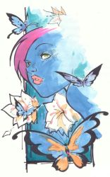 Butterfly by KidNotorious