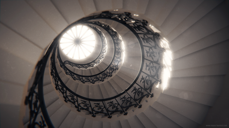 Stairway to Heaven by paranoid-monkey