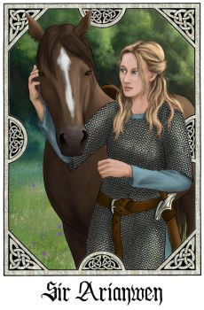 Sir Arianwen by Giledhel-Narya