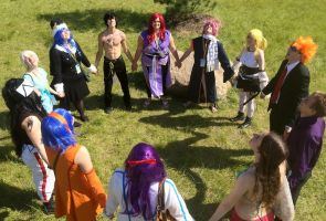FT Cosplay - We Are Fairy Tail by ChaosBlast06