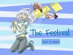 The Festival YGO Visual Novel by thooruchan