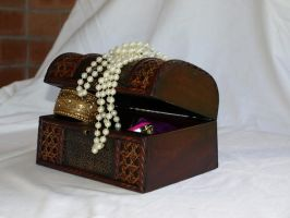 Precious - treasure chest 5 by Eyespiral-stock