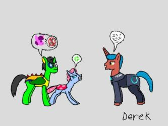 Ocellus Disliking Androids already by Derek-the-MetaGamer