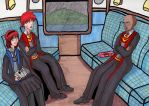 Hogwart Students by anime4ever79