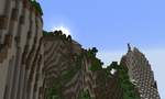 minecraft hilly mountain by jomy10