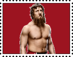 Daniel Bryan's Stamp by RalphAguilar462