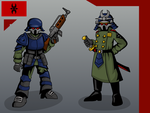 Death Legionaries (G-G Style) by The-General-Moe
