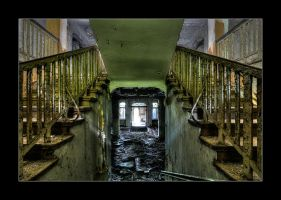 Sanatorium Stairs 1 by 2510620