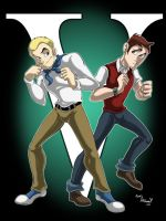 Venture Bros by Anamated