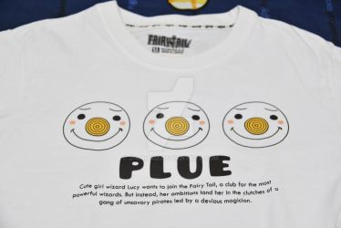 My Favourite Plue T-Shirt by J-Ahmad