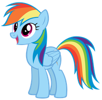 Happy Dashie is Best Dashie by MrLolcats17