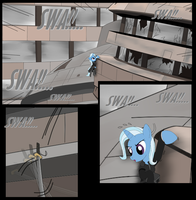 FF7:Advent Children MLP cross comic -page1 by AVCHonline