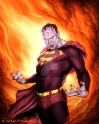 Bizarro by Walter O'Neal by StephenSchaffer
