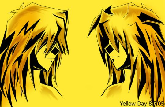 It Was All Yellow... by Team-Rocket-4eva