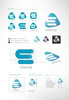 esharing logo by brunus