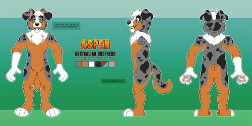 Aspen Reference by blake-illustrate