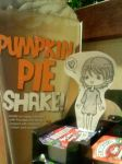 Pumpkin Shake Paperchild by Pockaru
