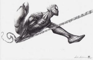 spiderman by useful-idiot21