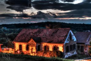 Old Country House by ToRom
