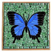 Ulysses Butterfly by Mystic-Mosaics