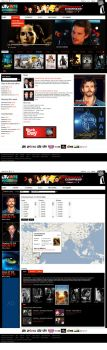 Web revamp_Utv world movies by artelligence