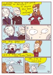 The Witcher 3, doodles 79 by Ayej